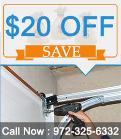 garage door repair duncanville offer